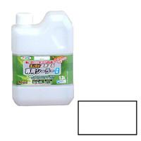 アサヒペン AP水性屋上防水遮熱塗料用シーラー 1.3L白 900154 (直送品)