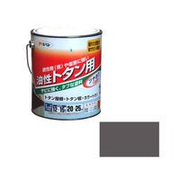 アサヒペン AP トタン用 1.8L ネズミ色 9010299 (直送品)