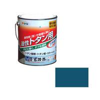 アサヒペン AP トタン用 1.8L オーシャンブルー 9010302 (直送品)