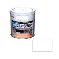 アサヒペン AP 水性ガレージカラー 0.7L クリヤ(トップコート) 9011121 (直送品)
