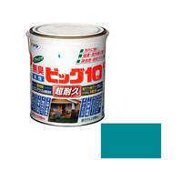 アサヒペン AP水性ビッグ10多用途 1.6L 208ニースグリーン 9011152 (直送品)