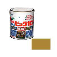 アサヒペン AP水性ビッグ10多用途1.6L 238ハニーゴールド 9011166 (直送品)