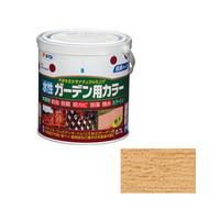 アサヒペン AP 水性ガーデン用カラー 0.7L 透明(クリヤ) 9011584 (直送品)