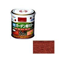 アサヒペン AP 水性ガーデン用カラー 0.7L マホガニー 9011585 (直送品)