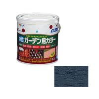 アサヒペン AP 水性ガーデン用カラー 0.7L オリエントブルー 9011593 (直送品)