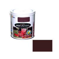 アサヒペン AP 水性ガーデンペイント 0.7L コーヒーブラウン 9011704 (直送品)