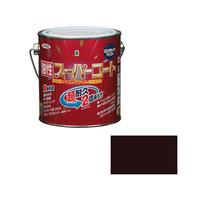 アサヒペン AP 油性スーパーコート 0.7L 新茶 9011787 (直送品)