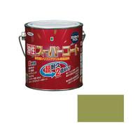 アサヒペン AP 油性スーパーコート 0.7L ウィニーグリーン 9011796 (直送品)