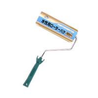 アサヒペン AP PC水性用ローラーバケ 180mm RW-7 9016140 (直送品)
