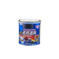 アサヒペン AP 水性屋根用遮熱塗料 0.7L 銀黒 9016868 (直送品)