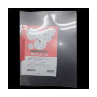 テージー クリップファイル A4S ピンク CC-442-12(10) 1パック(10冊入) (直送品)
