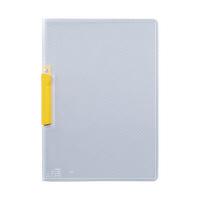セキセイ クリップインファイル 黄 SSS-105-50(20) 1箱(20冊入) (直送品)