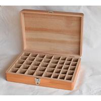 yoshino 木製かけ錠印箱 特特大 Y76 1個 (直送品)