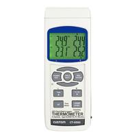 カスタム データロガー4ch温度計 CT-05SD (直送品)