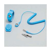 カスタム 防静電リストストラップ AS-106-10 1セット (直送品)