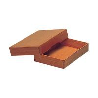 yoshino 木製決裁箱 A4 YB-A4 1個 (直送品)