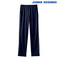 住商モンブラン JUNKO KOSHINO パンツ 男女兼用 ネイビー/白 SS JK751 (直送品)