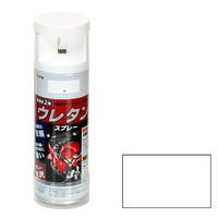 アサヒペン AP 2液ウレタンスプレー 300ML 白 9010262 (直送品)