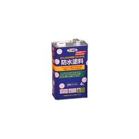アサヒペン AP 防水塗料 4L 9011510 (直送品)
