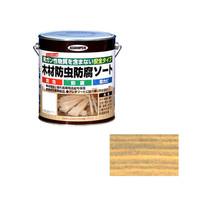 アサヒペン AP 木材防虫防腐ソート 2.5L 透明(クリヤ) 9011623 (直送品)