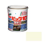 アサヒペン AP 水性ビッグ10多用途 1.6L 212アイボリー 901819 (直送品)