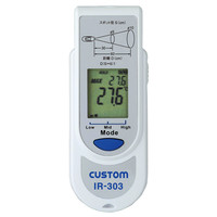 カスタム 放射温度計 IR-303 (直送品)