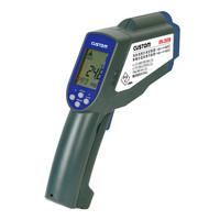 カスタム 放射温度計+K熱電対 IR-309 (直送品)