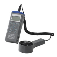 カスタム デジタル風速/風量計 WS-02 (直送品)