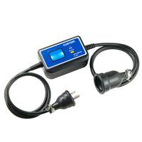 カスタム 単相2線 200V用簡易電力計 エコキーパー(R) EC-200 (直送品)