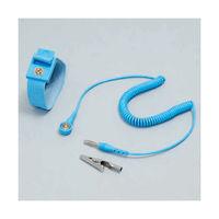 カスタム 防静電リストストラップ AS-103-6 1セット (直送品)