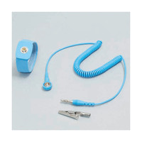 カスタム 防静電リストストラップ AS-104-10 1セット (直送品)