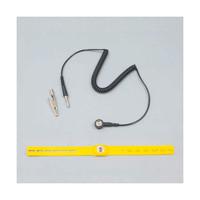 カスタム 防静電リストストラップ AS-108-10 1セット (直送品)