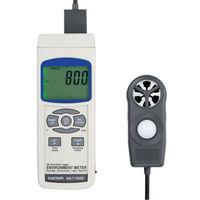 カスタム データロガー多機能環境測定器 AHLT-102SD (直送品)
