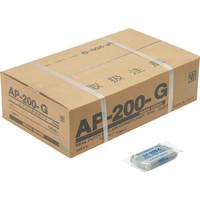 因幡電機産業(INABA) シールパテ AP<難燃性> 200g グレー AP-200-G 1セット(20000g:200g×100個)(直送品)