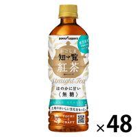 ポッカサッポロフード&ビバレッジ 知覧にっぽん紅茶 500ml 1セット(48本)