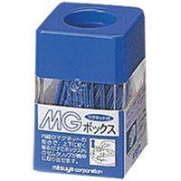 ミツヤ MGボックス MBー250V 青 5個 (直送品)