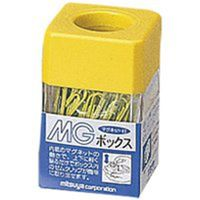 ミツヤ MGボックス MBー250V 黄 5個 (直送品)