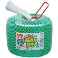 松浦産業 シャインテープ 玉巻 300G 緑 3巻 (直送品)