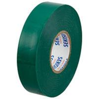 セキスイ ビニールテープ V360M02 20m 緑 5巻 (直送品)