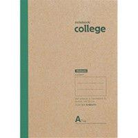 キョクトウ・アソシエイツ カレッジノート CL3A セミB5 普通罫 10冊 (直送品)