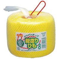 松浦産業 シャインテープ 玉巻 300Y 黄 3巻 (直送品)