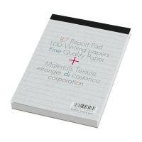 エトランジェ・ディ・コスタリカ レポートパッドB7[BASIS]グレー RPーB7ー01 10冊 (直送品)