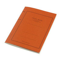エトランジェ・ディ・コスタリカ B6ノート[FAKE]オレンジ FAKEー24ー03 10冊 (直送品)