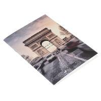 エトランジェ・ディ・コスタリカ B6ノート[Paris]凱旋門2 PARISー24ー03 10冊 (直送品)
