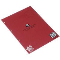 エトランジェ・ディ・コスタリカ A4スクラップ厚口台紙[BASIS]ルージュ A4RFーE2ー03 5冊 (直送品)