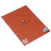 エトランジェ・ディ・コスタリカ A4スクラップ厚口台紙[BASIS]バーミリオン A4RFーE2ー04 5冊 (直送品)