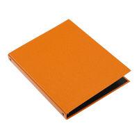 エトランジェ・ディ・コスタリカ A4ファイル4H[CUOIO]オレンジ SBD1ーAMー04 2冊 (直送品)