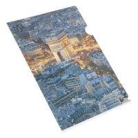 エトランジェ・ディ・コスタリカ A4クリアホルダー[Paris]凱旋門1 PARISー32ー01 20枚 (直送品)