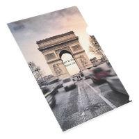 エトランジェ・ディ・コスタリカ A4クリアホルダー[Paris]凱旋門2 PARISー32ー03 20枚 (直送品)