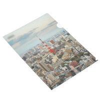 エトランジェ・ディ・コスタリカ A4クリアホルダー[TOKYO]タワーA TKYー32ー01 20枚 (直送品)